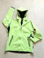 Men's MAMMUT Ultimate Hoody Windstopper Softshell Jacket SZ S M Hiking Green