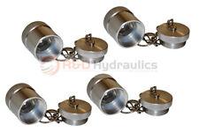 10000psi Coupler Dust Caps Amp Plugs For Enerpac C 604 4 Pk