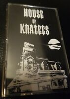 House of Krazees - Homebound Cassette Tape SEALED Split twiztid hok 667 MNE roc