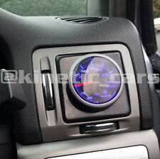 Vauxhall vectra C Air Vent Gauge Pod adapter Gloss black ABS plastic inc VXR