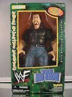 The Big Show WWF Exclusive Collector Figure Jakks Pacific NIB WWE Wrestling
