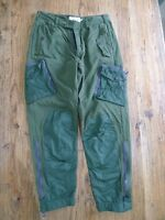 Moncler R Army Patch Pocket Trousers