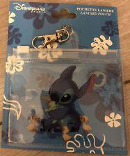 POCHETTE LANIERE / LANYARD POUCH STITCH Disneyland Paris
