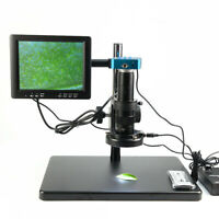 16MP HD Full Set Digital Industry Microscope Camera C-mount Lens HDMI USB Output