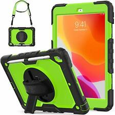 Kids Case for iPad 10.2 2019/ iPad 7th Generation, Shockproof 360° Rotatable