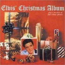 "ELVIS PRESLEY ""ELVIS: CHRISTMAS ALBUM"" CD 12 TRACKS NEU"