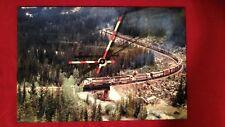 CANADIAN PACIFIC  - Railroad Train Wall Clock CP1