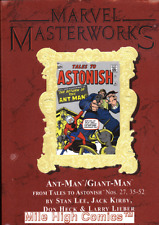 Marvel Masterworks New Edition: Ant-Man/Giant-Man Hc (2006 S #1 Deluxe Near Mint