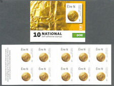 Ireland-History of Ireland in 100 objects-N rate booklet 2017 mnh