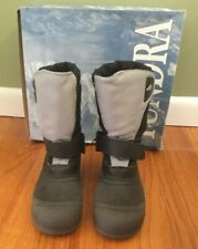 Tundra Waterproof Winter Snow Boots Youth Size 2
