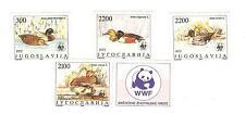 YOUGOSLAVIE YVERT N° 2211 à 200 d CANARDS WWF