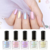 6ml BORN PRETTY  Pearl in Lotus Serie Schale Nagellack Nail Glitzer Polish Lack