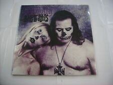 DANZIG - SKELETONS - LP SILVER VINYL NEW SEALED 2015
