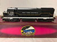 ✅MTH PREMIER NEW YORK CENTRAL U25B DIESEL ENGINE PROTOSOUND 2.0 PS2 NYC PENN