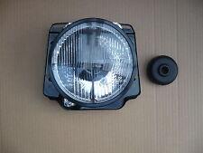 Scheinwerfer schwarz  mit Fadenkreuz für VW Golf 2 II NEU 1 Satz = 2 Stück