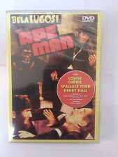 The Ape Man DVD NEW & SEALED  PG RATED CLASSIC HORROR NEW AND SEALED ITEM.