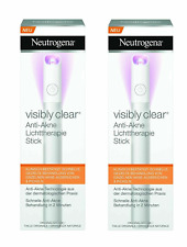 Neutrogena Light Therapy Visibly Clear Acne Spot Treatment Stick (2 Pack)