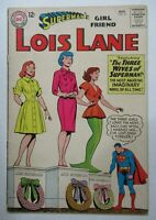 DC Comics 1964 Superman's Girlfriend Lois Lane #51