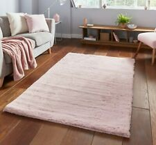 FAUX FUR SHEEPSKIN & SUPER SOFT TEDDY SHAGGY RUG RANGE