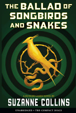 THE BALLAD OF SONGBIRDS AND SNAKES 2020 HARDCOVER NEW  __  FREE SHIPPING