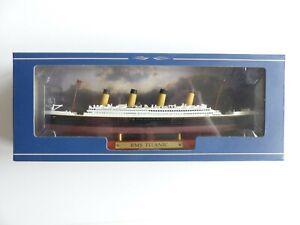 ATLAS FRENCH LINES 7572001 MAQUETTE DECOR BATEAU RMS TITANIC - 1/1250 eme