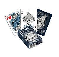 Bicycle DRAGON Spielkarten, Kartenspiel mit Tollem Motiv  NEU & OVP!!