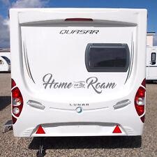 """""""Home on the Roam"""" Caravan / Motorhome Vinyl Sticker / Decal, Caravan, Camper."""