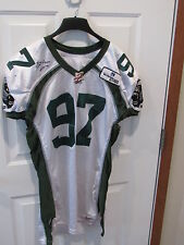 Arena Football Jersey AFL 2 GREEN BAY BLIZZARD sz 52 game issued worn FITCH
