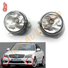Set Fog Lights Driving Lamps k For Mercedes Benz W204 W216 R230 W164 W251 AMG