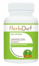 Dandelion Root Extract 10:1 500mg Capsules For Liver Kidney Gallbladder Support