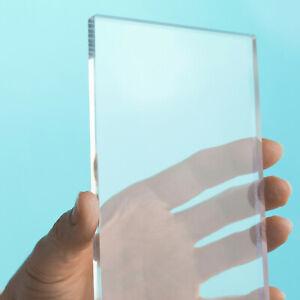 PLEXIGLAS ® (27,50-354,70€/m²) ACRYLGLAS PLATTE SCHEIBE ZUSCHNITT 2 - 25 mm