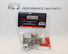 F.I.A batteria master interruttore + TASTI DI RICAMBIO (KEY55) e diodo (GE55D) - (GE55)