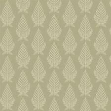 York Brandywine Neoclassical Leaf Light Green Wallpaper per Double Roll  GL4700