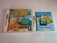 Mi pequeño flufties-Nintendo DS - 2 DS 3 DS DSi libre, Rápido P&P!