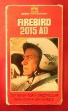 Firebird 2015 Ad (VHS 1984)Rare***