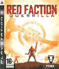 Red Faction Guerrilla PS3 NEW
