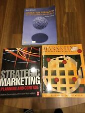 Strategic Marketing Planning,Control, Concepts,Strategy and Research