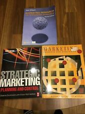 Strategic Marketing Planning,Control, Concepts,Strategy and Research Books