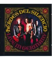 Live In Germany (2 LP+CD)-HEROES DEL SILENCIO-REEDICION -22-01-21-BUNBURY