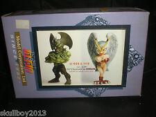 Super Deformed DEVILMAN & SILENE Resin Kit Elfin model anime rare satan demon