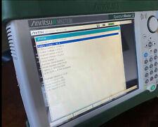 Anritsu Ms2712e Compact Handheld Spectrum Analyzer