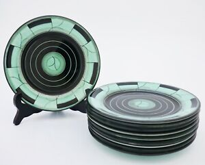 10 Plates - Ilse Claesson - Art Deco - Rörstrand