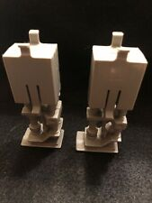 Vintage Original Kenner Millenium Falcon Grey Rear Landing Gear part Pair
