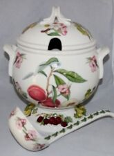 Portmeirion Pomona Soup Tureen and Ladle Large Excellent Condition