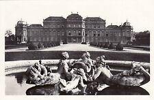 AK, Foto, Wien 3. Bezirk, Schloß Belvedere, um 1900 (D)5026-5