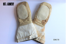 CANADIAN FORCES ECW MITTENS WITH LINERS ( CANADA ARMY)