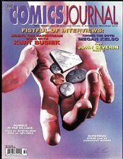 The Comics Journal # 216 Fanzine Magazine Kurt Busiek John Severin Megan Kelso