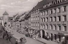 Villingen Schwarzwald AK alt Hotel Blume Post Baden-Württemberg 1705210