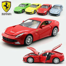 1:32 Ferrari FLL F12 Metal Diecast Model Pull Back Car Kids Adult Collection Toy