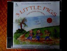 CD ALBUM - 3 Little Pigs (2007) - Various Artists -